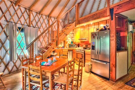 What Is The Interior Of Mexico Like by Inside The Yurt