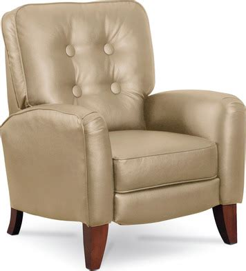 fritz high leg recliner fritz high leg recliner chair by lane home gallery stores