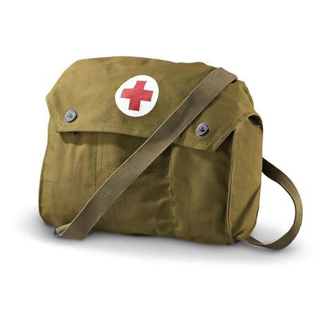 new medic shoulder bag olive drab