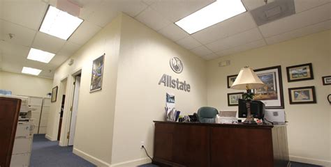 Allstate Office Hours allstate insurance retrofits their office with led