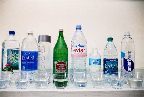best health news guess which bottled water is the safest the answer may
