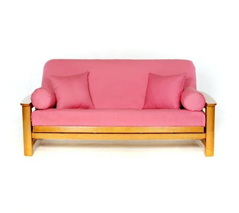 size futon bed size futon mattress cover roseblush ebay