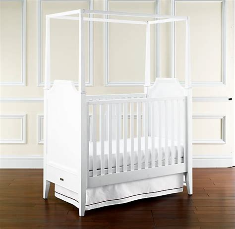 Cribs With Canopy by Uses Standard Crib Mattress Mattress Sold Separately Bed