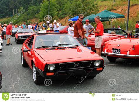 Lancia Sports Car Two Italian Lancia Sports Cars Back To Back