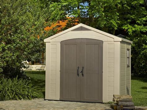 Best Price Sheds 10x8 Plastic Sheds 8 215 6 Resin Outdoor Storage Sheds Keter