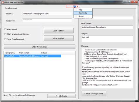 best gmail notifier help gmail new mail notifier sowftware