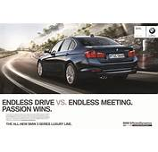 2012 BMW 3 Series F30 Marketing Campaign Passion Wins