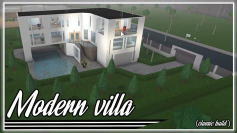 1 Floor Mansion Bloxburg For Boys - roblox bloxburg modern villa speedbuild