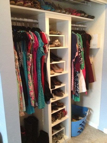 small closet hacks a dream closet makeover dream closets closet and kid