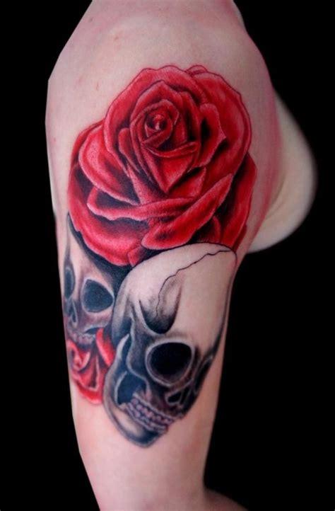 tatuajes de flores rosas rose tattoos 6 tatuajes y
