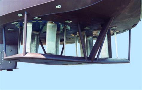 tug boat propulsion types voith schneider propeller
