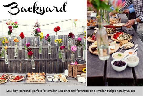 Backyard Wedding Noise Ordinance The Ultimate Guide To Your Wedding Budget And Venue