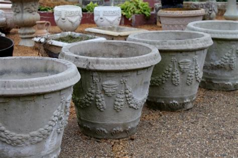 Decorative Concrete Planters by Pin By House Depot On Gardens Outdoor