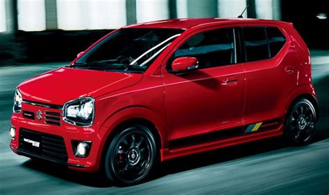 Suzuki Jdm Suzuki Alto Works On Sale In Japan From Rm53k