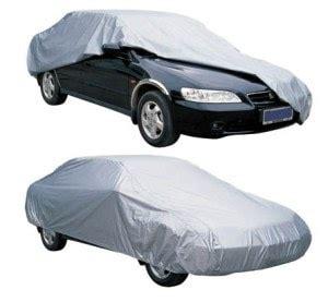 Jazz Lama Silver Coating Cover Mobil Sarung Mobil Selimut Jazz fitinline 5 jenis kain untuk membuat cover