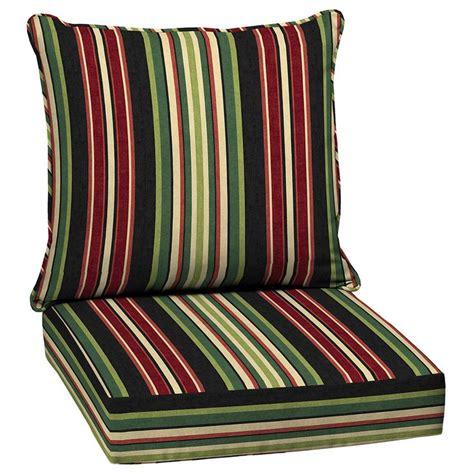 garden treasures sanibel stripe cushion  deep