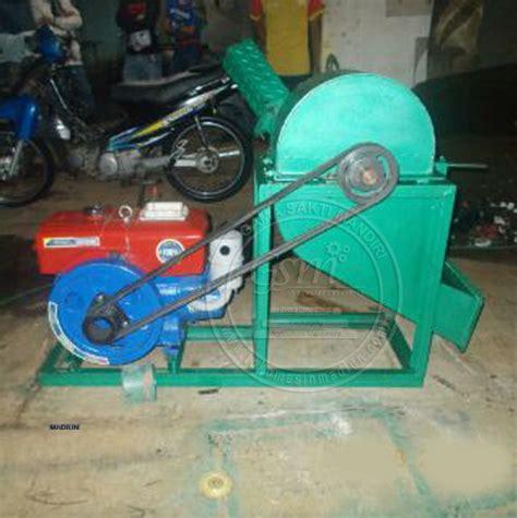 mesin wood crusher pencacah kayu mesin penghancur kayu