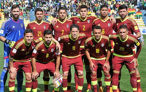 imagenes de venezuela equipo la vida de venezuela se juega en la copa am 233 rica marca com