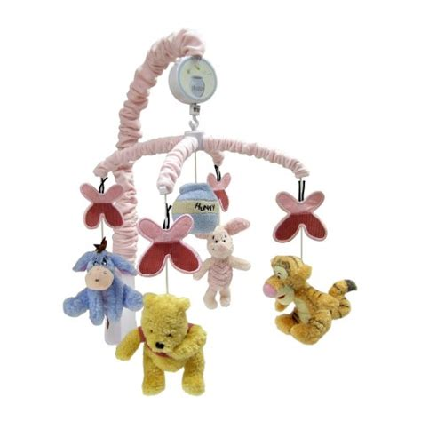 Winnie The Pooh Crib Mobile by 216 Buy Disney Pooh Musical Mobile Delightful Day Reviews
