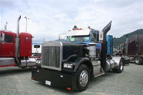 kenworth truck repair bc big rig weekend 2008 pro trucker magazine canada s