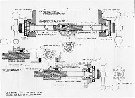 Bridgeport Milling Machine Parts Diagram Car Interior Design