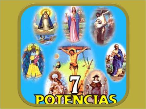 las siete oraciones poderosas para los siete dias de la oracion a las siete potencias para fortuna dicha y salud