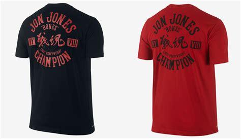 Tshirt Nike Jones t shirt nike jon jones ufc 172 globe mma