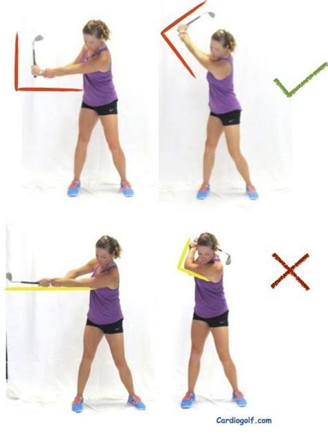 golf swing workout golf swing tips for beginners hative
