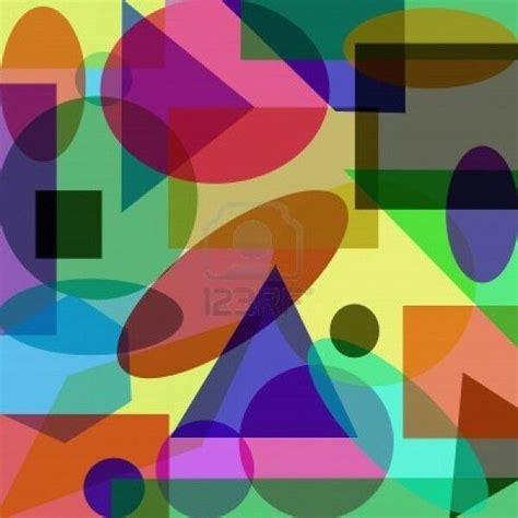 imagenes geometricas artisticas figuras superpuestas formas geometricas pinterest