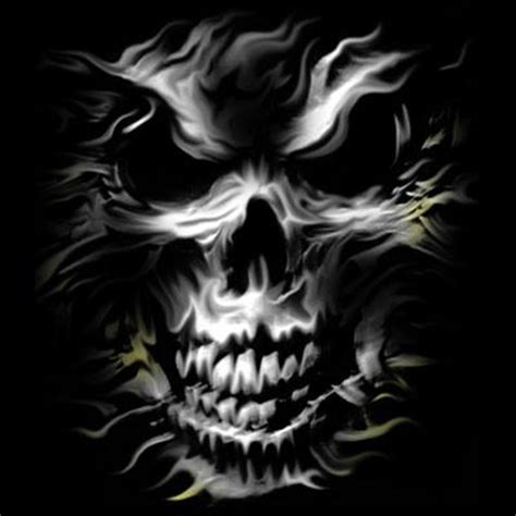 One Ok Rock Skull Tshirt Gildan t shirt custom design silver melting skull