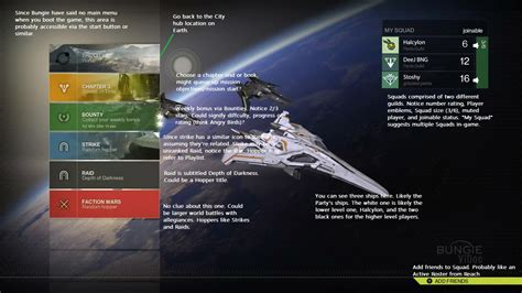 Destiny's Interface Is a Miracle of Modern Design