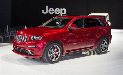 2012 Srt 8 Jeep Car And Driver