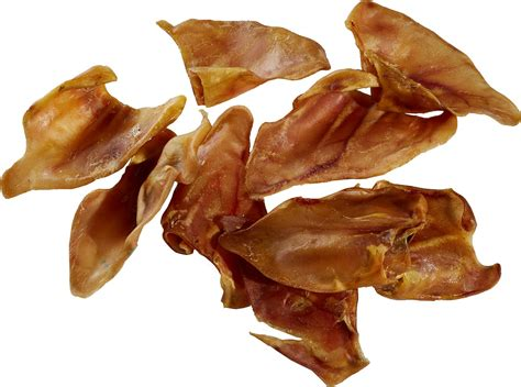 pig ears for dogs bones chews pig ear chews treats 20 count chewy
