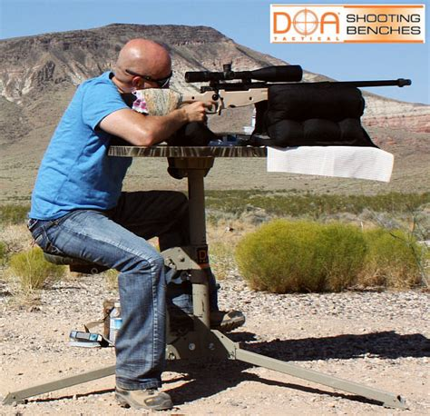 doa tactical shooting bench media day report d o a tactical shooting bench 171 daily