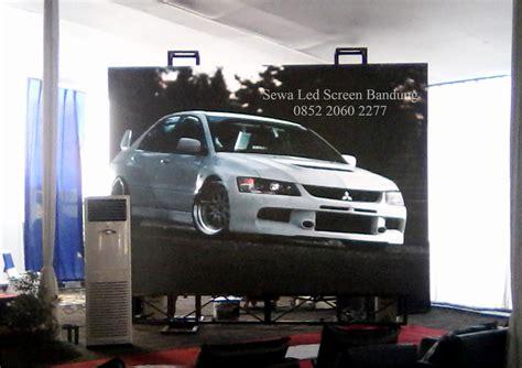 Monitor Led Bandung rental sewa proyektor layar tv plasma ac laptop