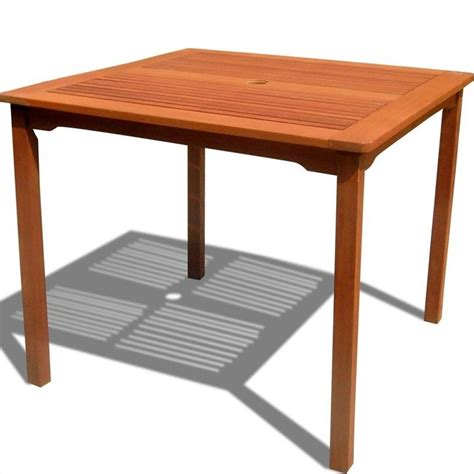 wood patio dining set 5 wood patio dining set v1104set1