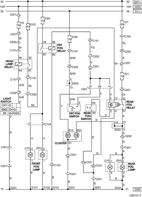 electrical wiring diagram 2005 nubira lacetti 12 front