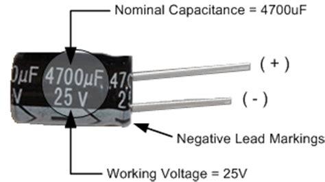 capacitor terminal identification capacitor characteristics temperature coefficient tolerance
