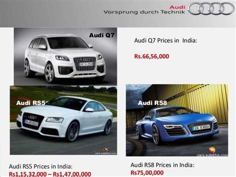Audi Marketing by Marketing My Audi Presentation