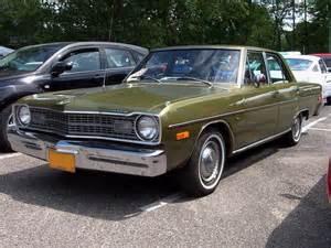 2009 Dodge Dart Dodge Dart Custom 4door Sedan De 1974 Oldiesfan67 Quot Mon