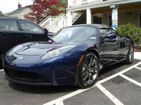 2008 Tesla Roadster For Sale Looking To Buy A Used Electric Hybrid Or In Vehicle