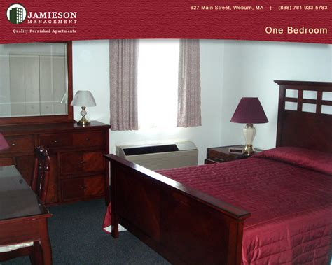 furnished apartments boston  bedroom apartment  montvale ave woburn ma jamieson