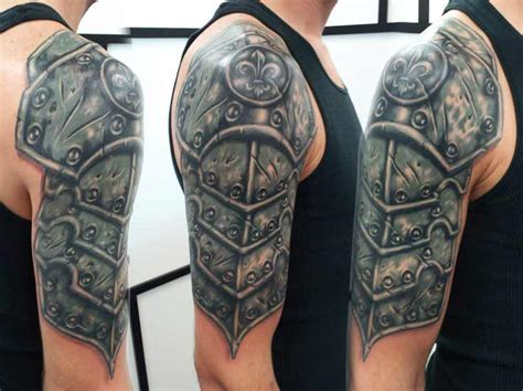 medieval tattoo designs armor tattoos pin armor tattoos