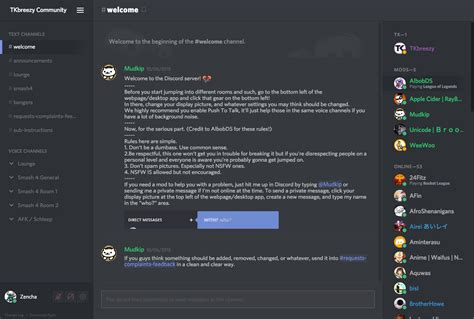 themes for server names how to get the most out of your community server discord