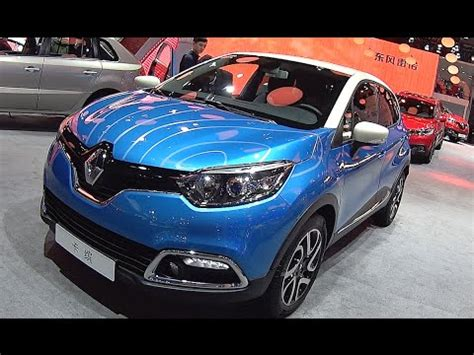 renault captur interior 2016 crossover renault captur 2016 2017 interior