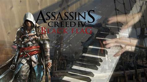 assassins creed 4 black flag theme assassin s creed 4 black flag theme piano cover
