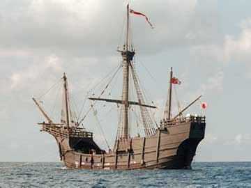 christopher columbus boat found christopher columbus new christopher columbus boat discovery