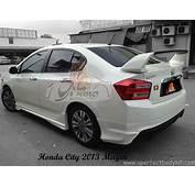 Honda City 2013 Mugen 2012 Facelift Johor Bahru