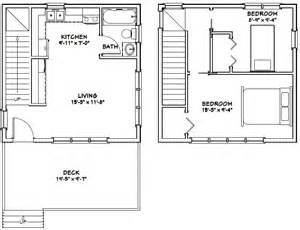 home design 6 x 20 20x20 2 bedroom 1 bath home 20x20h3 683 sq ft excellent floor plans