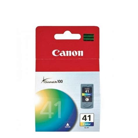 tinta canon cl 41 pixma ip1600 2200 6210d mp150 170 color mundo consumible tienda